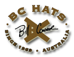 Bill Conner'S BC Leather Hats aus Australien