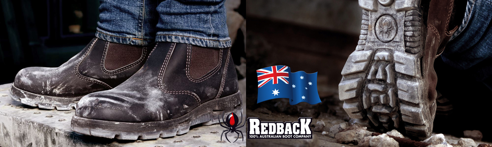 REDBACK's kaufen im Outback.Company Shop