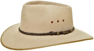 Akubra Cattleman / sand