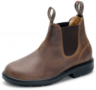 Yabbies Town & Country Chelsea Boots - Clay
