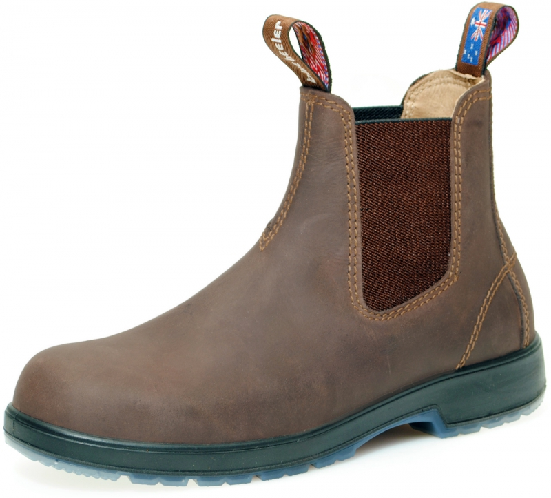 angebot blue heeler boots outback nougat im outback. Black Bedroom Furniture Sets. Home Design Ideas