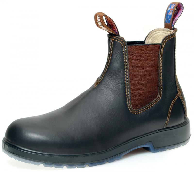 angebot blue heeler boots outback brown im outback. Black Bedroom Furniture Sets. Home Design Ideas