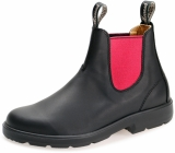Moonah Boots Black and Pink