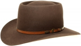 Akubra Down Under / rodeo brown