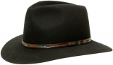 Akubra Leisure Time / black