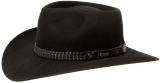 Akubra Snowy River / black