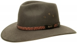Akubra Tablelands / brown olive