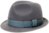Trilby Carbon Grey