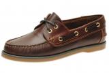 Jim Boomba Boat Shoe Mahogany